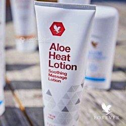Crème Aloe Heat Lotion