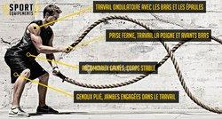 Corde à sport