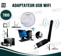 Adaptateur wifi
