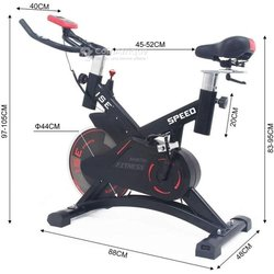 Vélo spinning professionnel