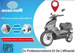 GPS  tracker pour moto + coupure moteur à distance