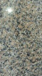 Pose de granite