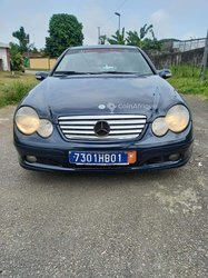 Mercedes-Benz Classe C coupe 2002