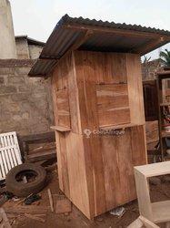 Cabine en bois