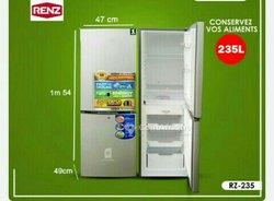 Réfrigérateur Renz 235 litres