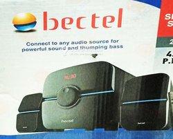 Haut-parleurs Bectel 2.1ch