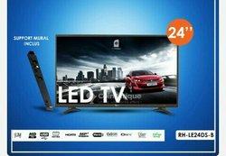 Smart TV LED 24 pouces