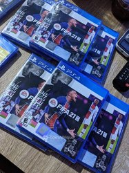 Jeux vidéos PlayStation 4 Fifa 21