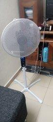 Ventilateur tactile