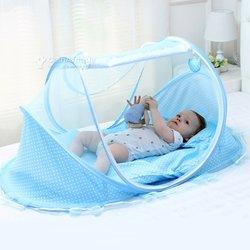 Moustiquaire pliable bébé
