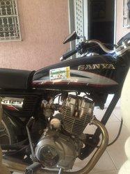 Moto Sanya sy125-10 2020