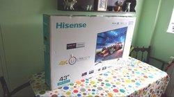 Hisense smart TV 50 pouces