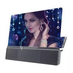Agrandisseur écran téléphone avec haut-parleur