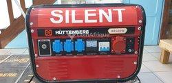 Groupe électrogène silencieux