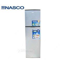 Réfrigérateur Nasco 2 battants 166l - nasf2-22 / hnasf2-22 - a - gris - garantie 12 mois-