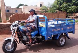 Recrutement - Conducteur tricycle