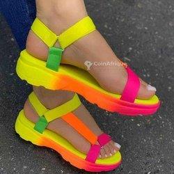 Chaussures baladeuse  jeune fille
