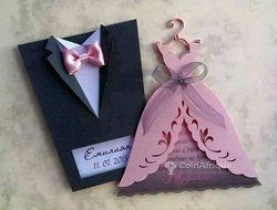 Impression carte mariage