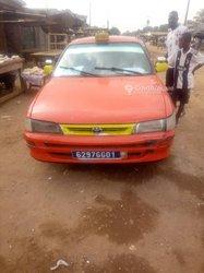 Taxi Toyota Corolla 2003