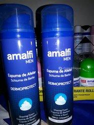 Mousse à raser Amalfi