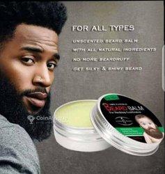 Crème - huile de barbe