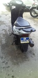Moto Honda f6c 2020