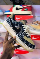 Baskets Nike Air force Homme