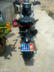 Moto Honda Xadv