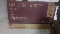 Télévision LG Smart