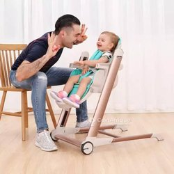 Table haute à manger pour enfants
