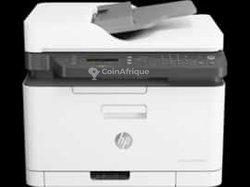 Imprimante multifonction couleur HP Laserjet Pro MFP M179fNW