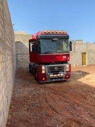 Renault Trucks Magnum 2012