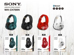 Casques bluetooth Sony