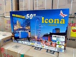 "Smart TV Icona 50"""