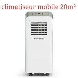 Climatiseur mobile 20m2