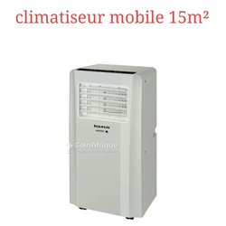 Climatiseur mobile 15m2