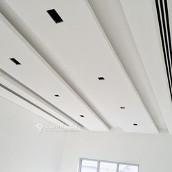 Construction faux plafond
