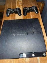PS3 Slim + 10 Jeux
