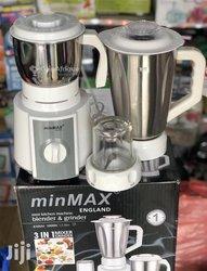 Mixeur Min Max 3 en 1