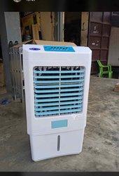 Ventilateur à  l'eau +  réfrigérateur