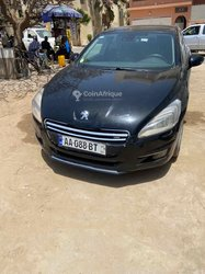 Location - Peugeot 508