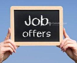 Offre d'emploi - Opératrices de saisie