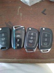Revêtements  clé voiture