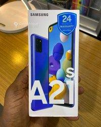 Samsung Galaxy A21S - 128Go