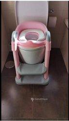 Support toilette enfants