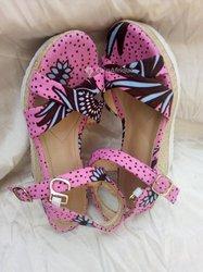 Rénovation vieilles chaussures