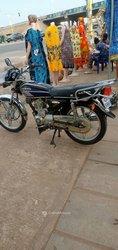Moto Sanya 125 2020