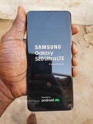 Samsung Galaxy S20 ultra - 128Gb
