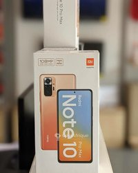 Redmi Note 10 Pro Max - 128 Go