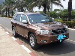 Location Toyota Hihglander